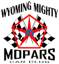 Wyoming Mighty MOPARS Logo